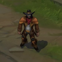 High Noon Twisted Fate skin screenshot