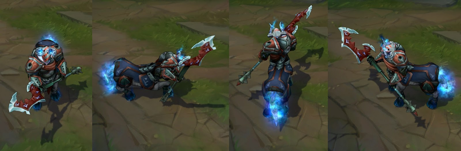 Blood Knight Hecarim - LeagueSales