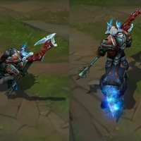Blood Knight Hecarim skin screenshot