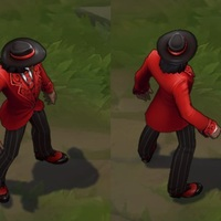 Tango Twisted Fate skin screenshot