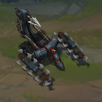 Battlecast Alpha Skarner skin screenshot