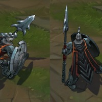 Full Metal Pantheon skin screenshot