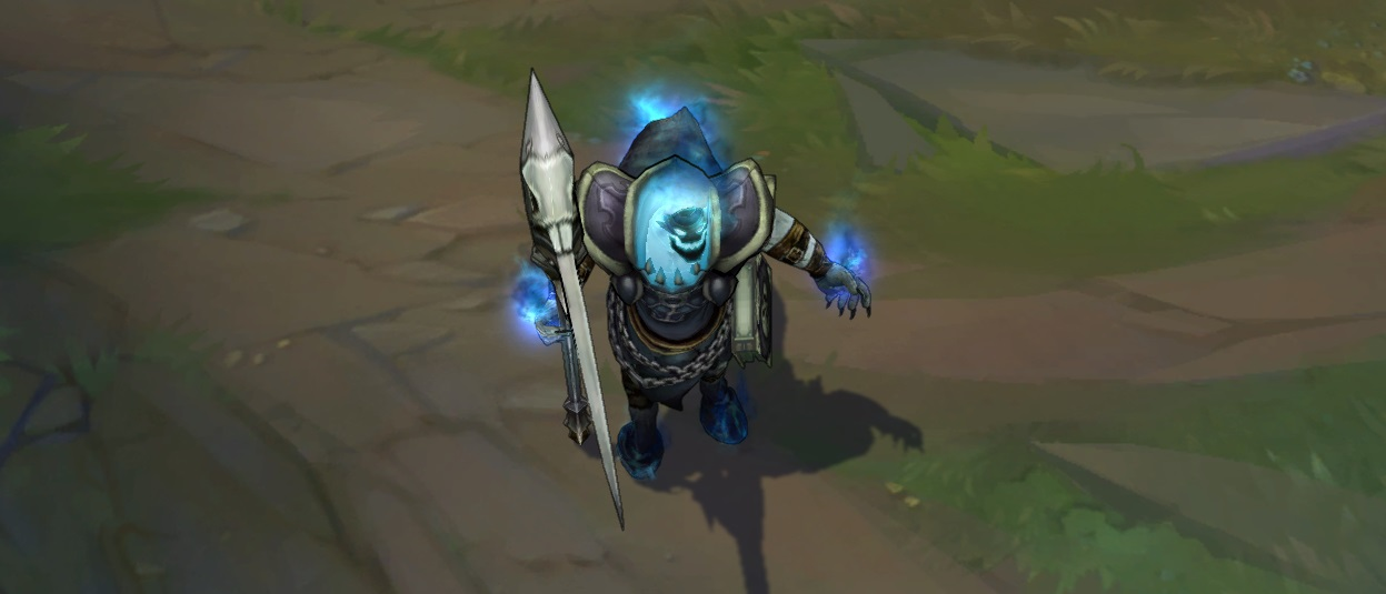 Reaper Hecarim - LeagueSales