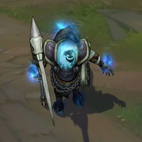 Reaper Hecarim skin screenshot