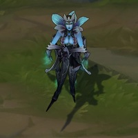 Death Blossom Elise skin screenshot