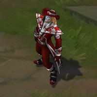 Jack of Hearts Twisted Fate skin screenshot