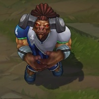 Sweeper Alistar skin screenshot