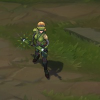 Commando Lux skin screenshot