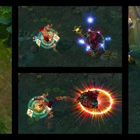 Muay Thai Lee Sin skin screenshot
