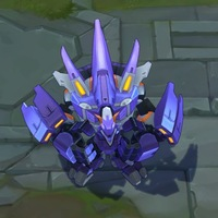 Mecha Malphite skin screenshot