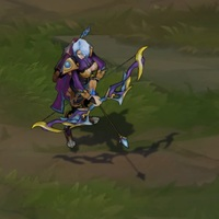 Amethyst Ashe skin screenshot