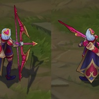 Heartseeker Ashe skin screenshot