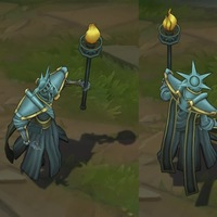 Statue of Karthus skin screenshot