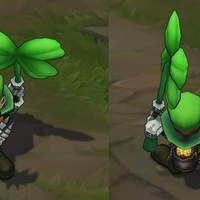 Leprechaun Veigar skin screenshot