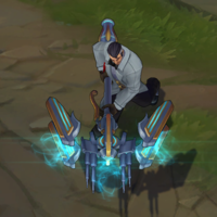 Debonair Jayce skin screenshot