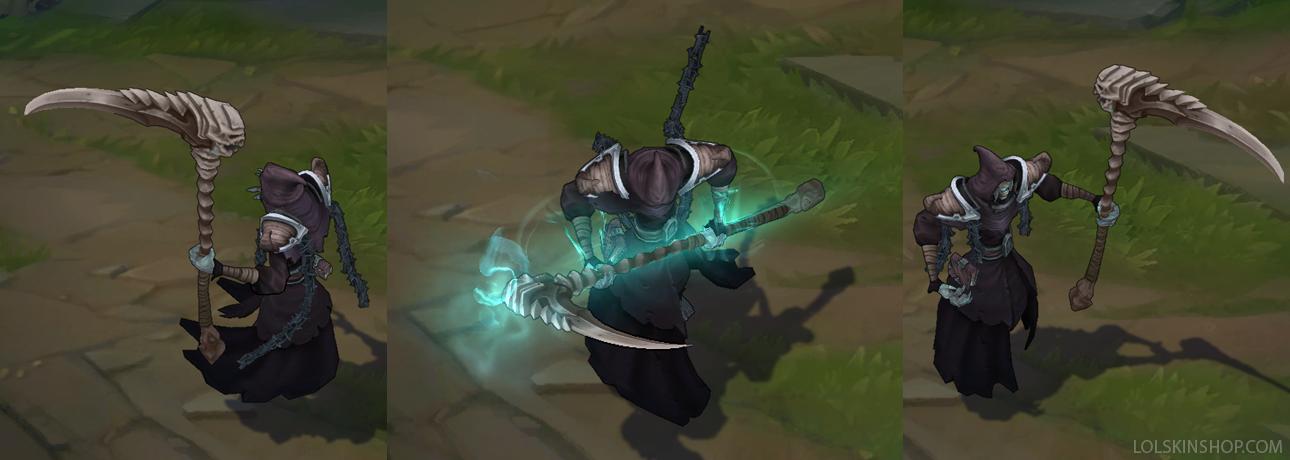 Grim Reaper Karthus - LeagueSales