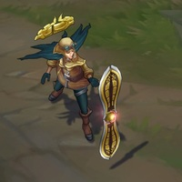 Aviator Irelia skin screenshot