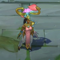 Order of the Lotus Karma skin screenshot