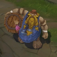 Hillbilly Gragas skin screenshot