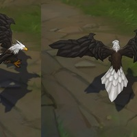 Bird of Prey Anivia skin screenshot
