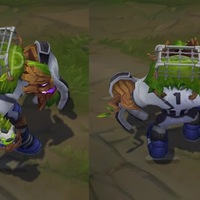 Goalkeeper Maokai skin screenshot