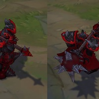 Infernal Mordekaiser skin screenshot