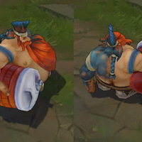 Superfan Gragas skin screenshot