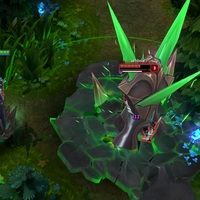 Blade Queen Lissandra skin screenshot