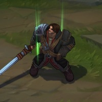 Rugged Garen skin screenshot