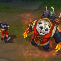 Panda Annie skin screenshot