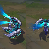 DJ Sona skin screenshot