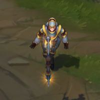 Steel Legion Lux skin screenshot