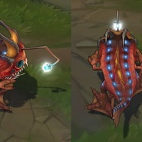 Deep Sea Kog'Maw skin screenshot