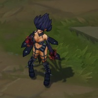 Shadow Evelynn skin screenshot