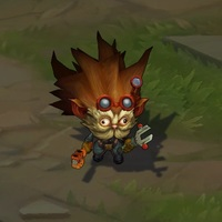 Blast Zone Heimerdinger skin screenshot