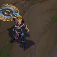 Victorious Sivir skin screenshot