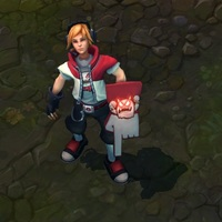 TPA Ezreal skin screenshot