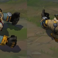 Definitely Not Blitzcrank skin screenshot