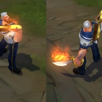 Sailor Gangplank - LeagueSales