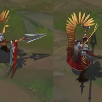 Winged Hussar Xin Zhao skin screenshot