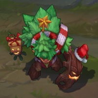 Festive Maokai skin screenshot