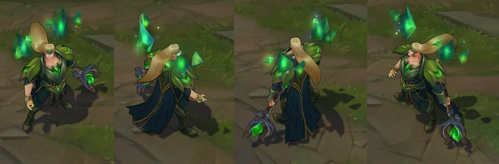 Emerald Taric - LeagueSales