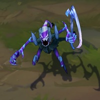 Dark Candy Fiddlesticks skin screenshot