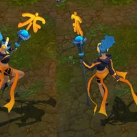Fnatic Janna skin screenshot