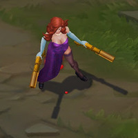 Secret Agent Miss Fortune skin screenshot