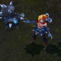 TPA Orianna skin screenshot