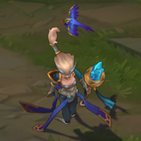 Victorious Janna skin screenshot