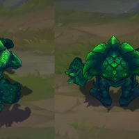 Shamrock Malphite skin screenshot