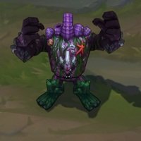 Coral Reef Malphite skin screenshot