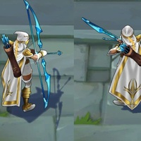Freljord Ashe skin screenshot